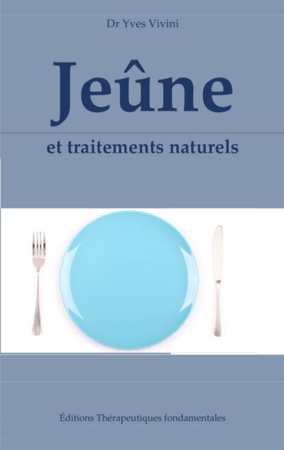 Jeûne et traitements naturels couverture 1